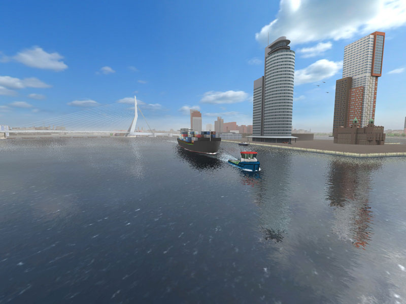 Ship Simulator 2006 Windows game
