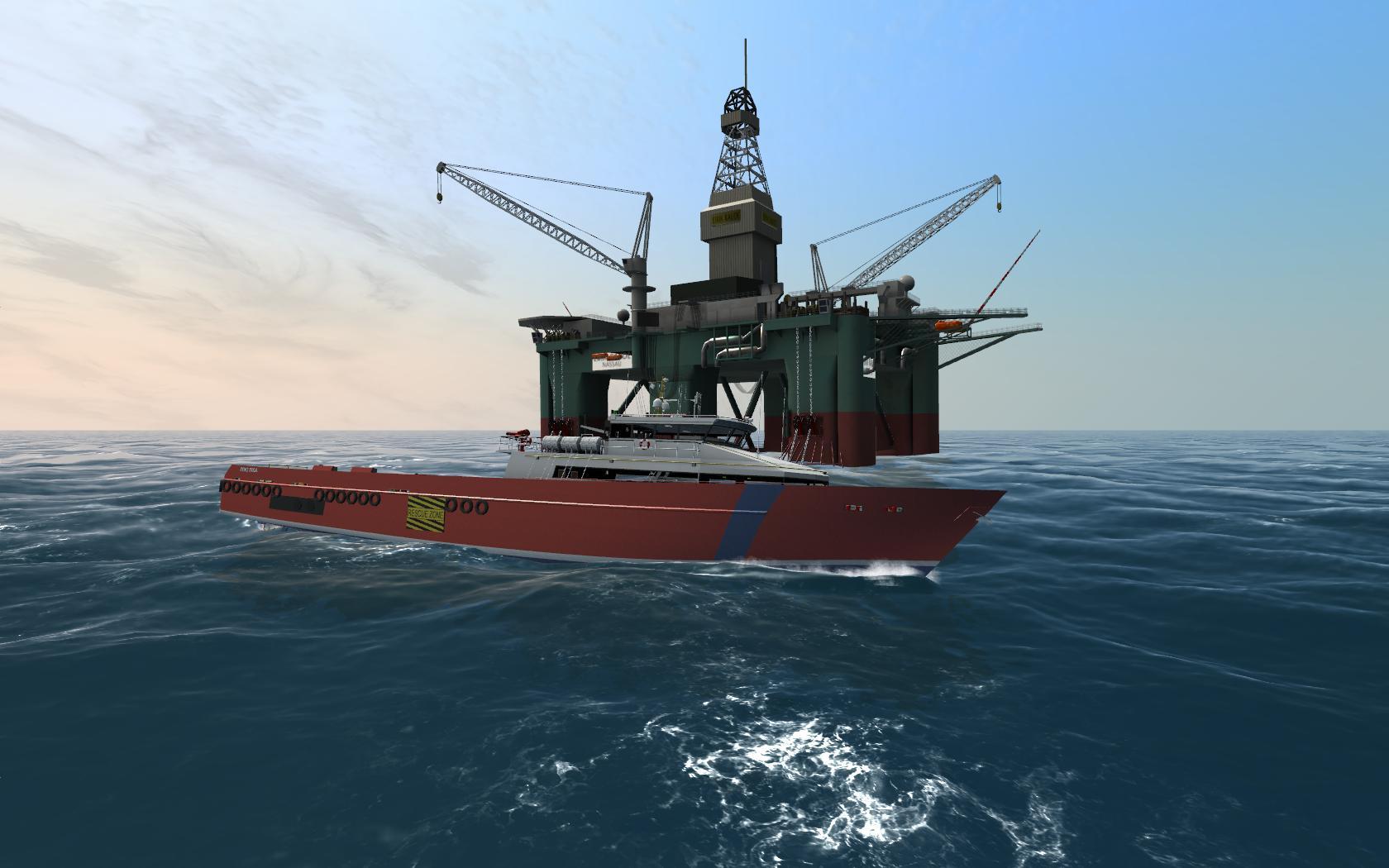 simulator extremes Ship