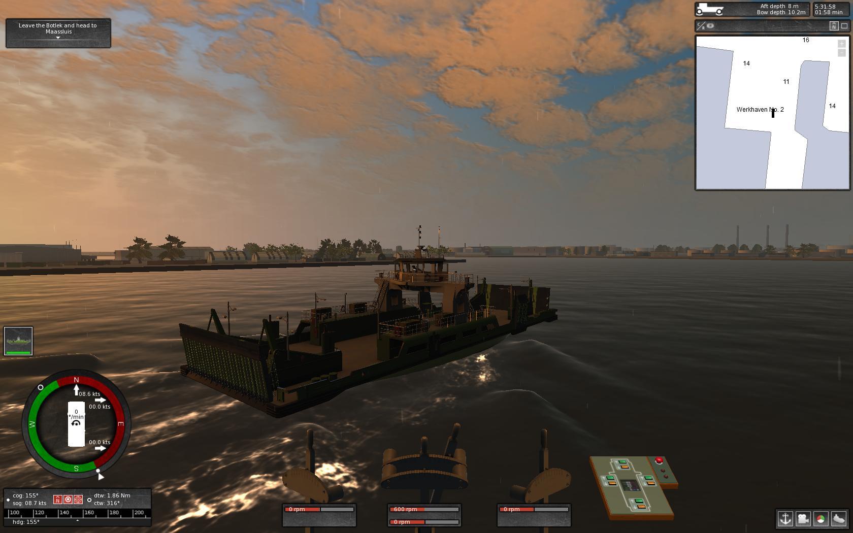 ShipSim com - Ship Simulator Extremes Ferry pack