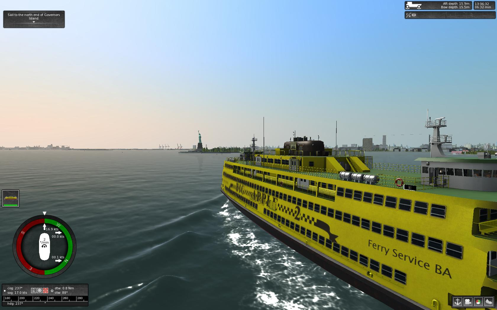 Virtual Sailor 7 and Vehicle Simulator ship builder - Home ...