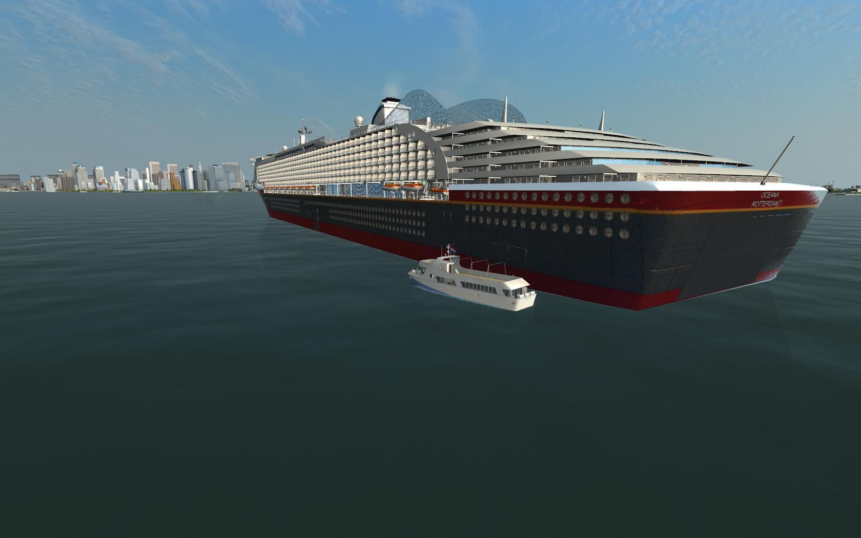 shipsim com luxury cruise vessel u201cms oceana u201d dlc